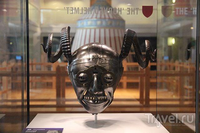 Королевский Арсенал в Лидсе (Royal Armouries Museum Leeds) / Великобритания