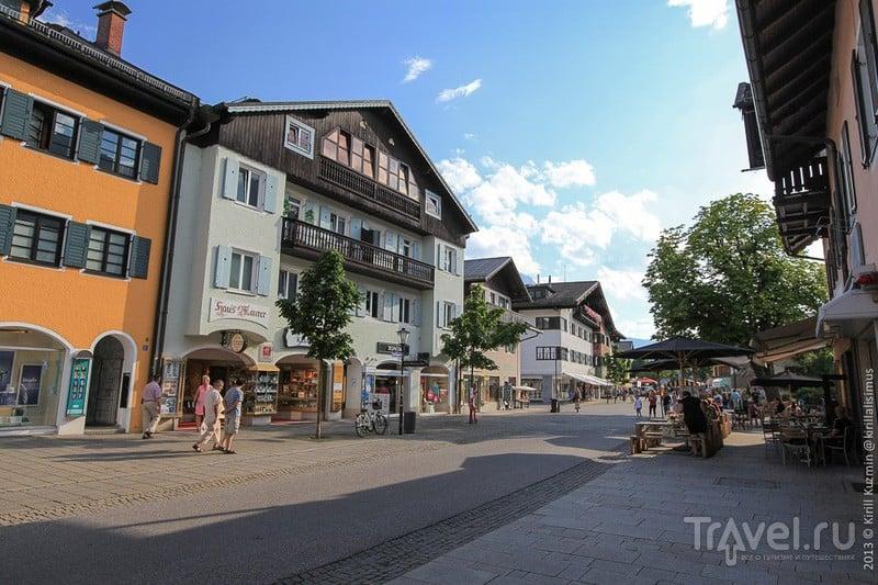 Гармиш-Партенкирхен, Германия / Германия