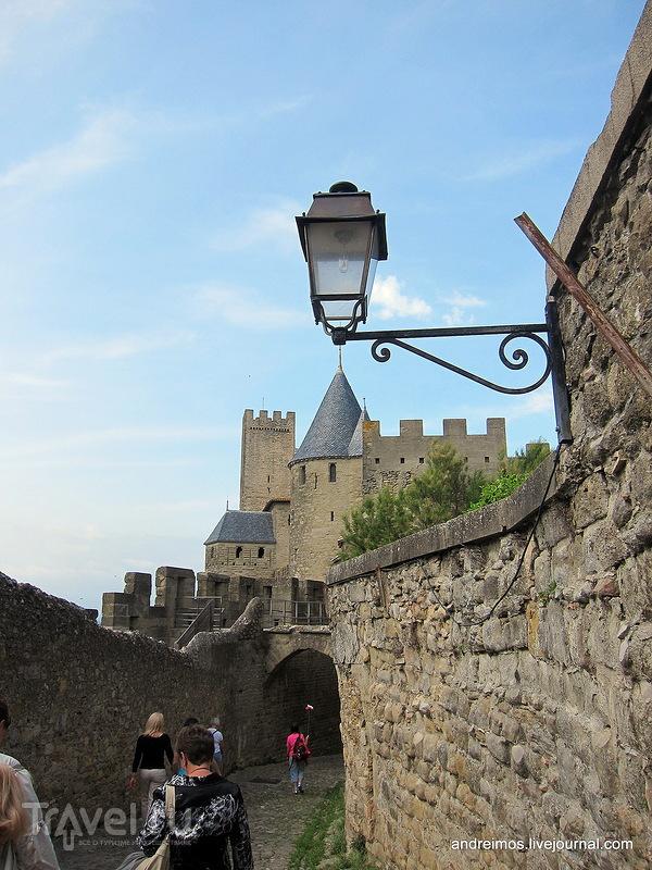 Графский замок (Le château comtal) / Франция