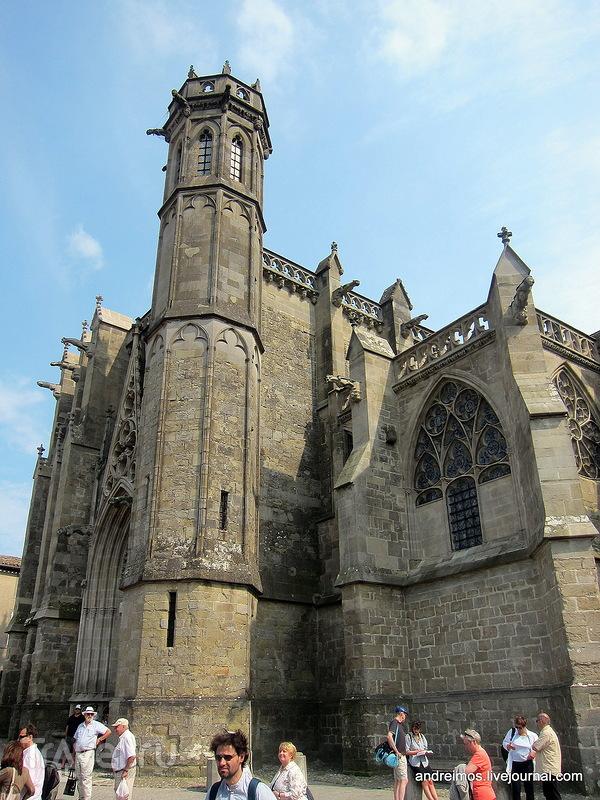 Базилика Св.Назария (Basilique Saint-Nazaire) / Франция