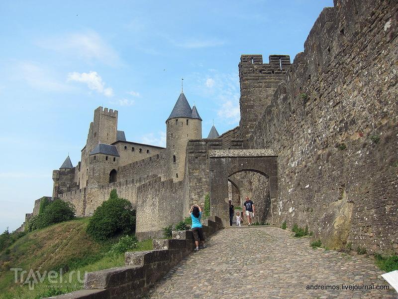 Ворота Од (Porte d'Aude) / Франция