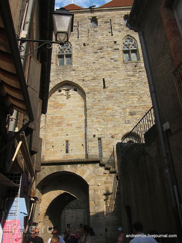 Крепость Каркасон (Cité de Carcassonne) / Франция