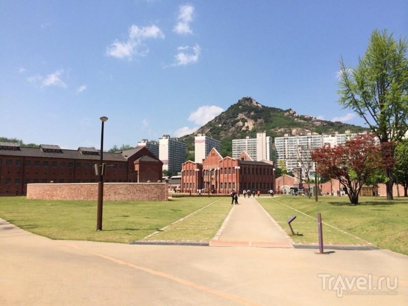 Японский концлагерь в сердце Сеула / Южная Корея