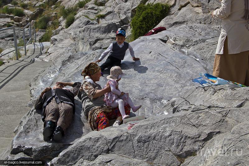 Южная Киргизия: Ош и Узген. Что можно увидеть за один день? / Фото из Киргизии