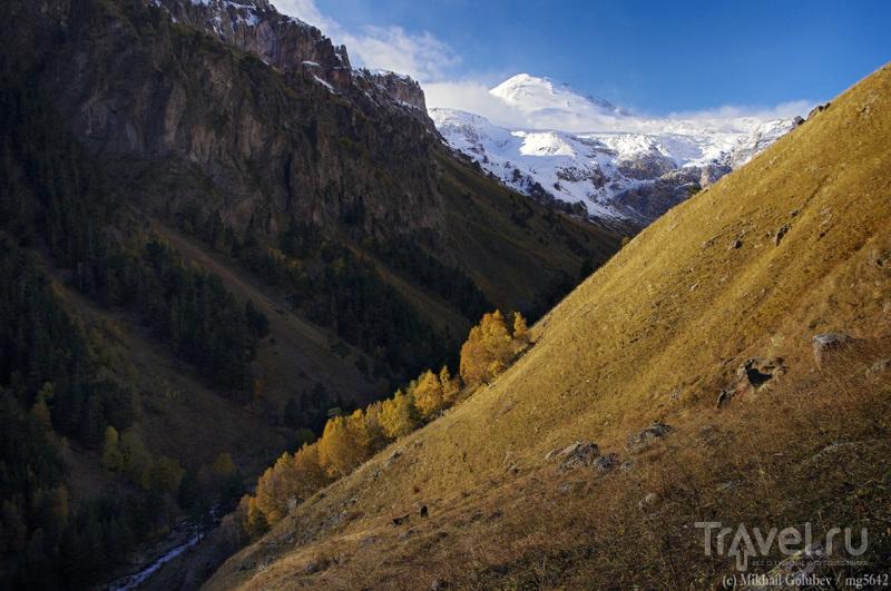 Осеннее Приэльбрусье-2010 / Россия