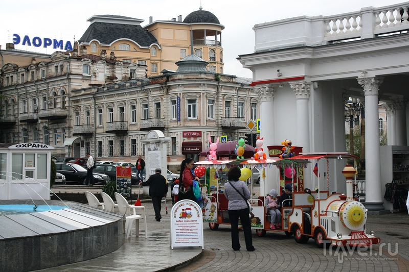 От Балтийска до Кавказа / Россия