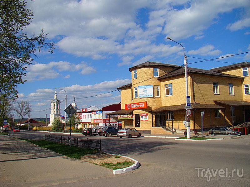 Перемышль и Козельск / Россия