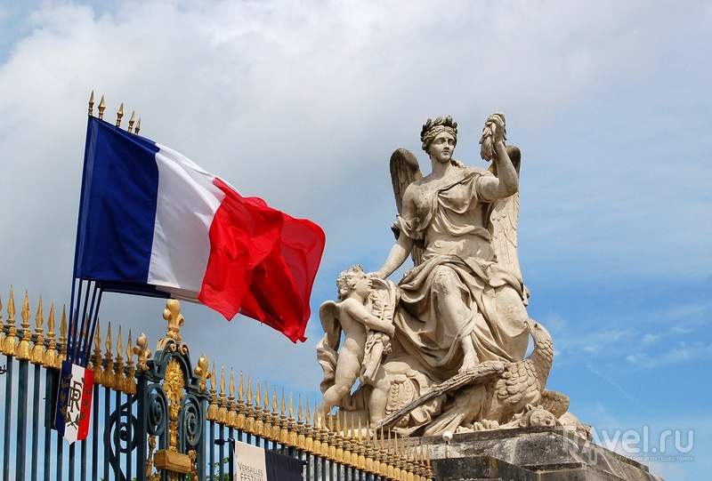 Версаль / Фото из Франции