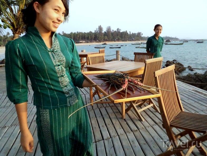Нгапали. Место бесконечной лени / Мьянма
