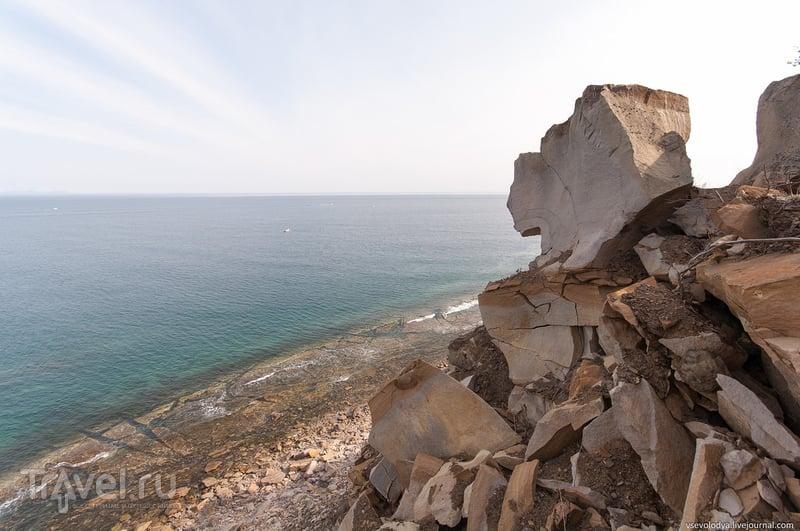 Красоты острова Русский / Россия