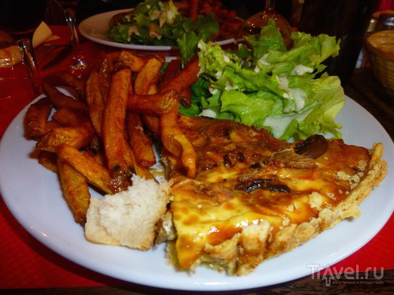 Парижское ресторанное / Франция