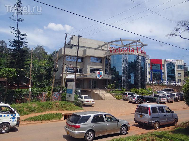 Обжигающая Африка. Уганда. Кампала / Уганда