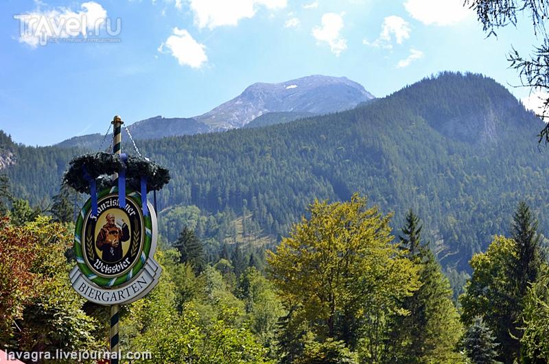 Ущелье водопадов или почему Адольфу Гитлеру так нравилась Бавария / Германия