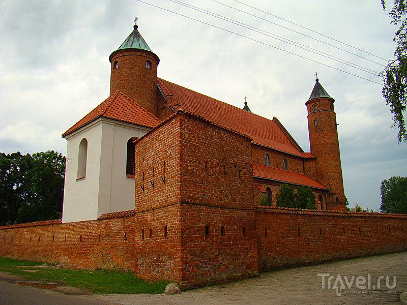 Желязова-Воля и Брохув / Польша