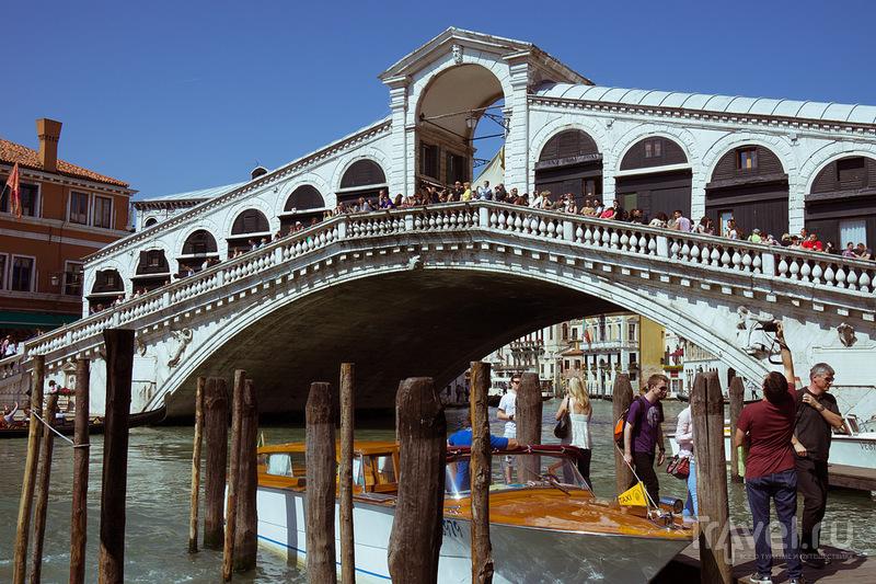 Венеция: от Риальто до Сан-Панталон / Фото из Италии