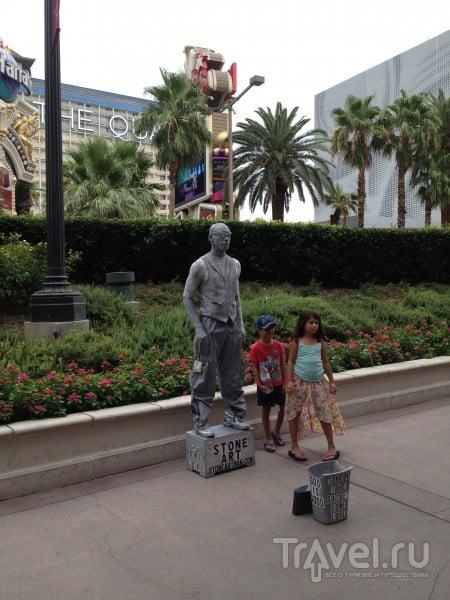 Из Гранд Каньона в Лас-Вегас / США