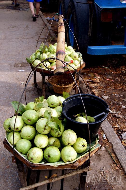 Совсем немного про Янгон / Мьянма