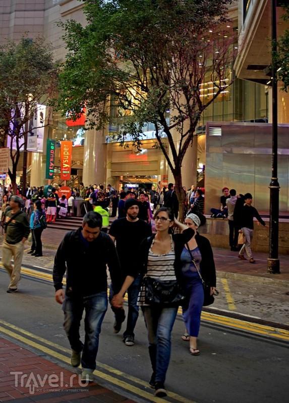 Гонконг, Times Square / Гонконг - Сянган (КНР)