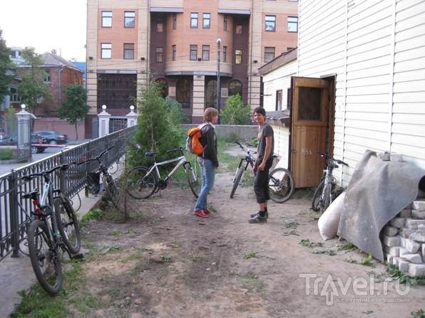 Казань: приезжим от аборигена / Россия