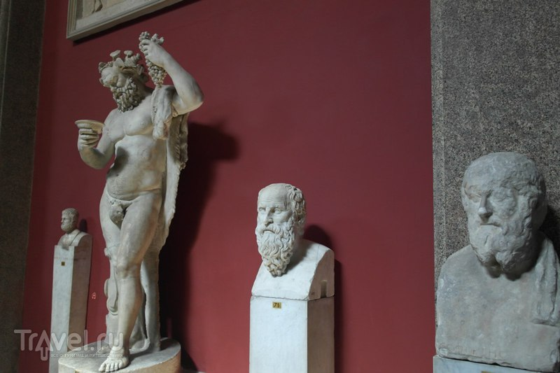 Ватикан - о ваннах / Ватикан