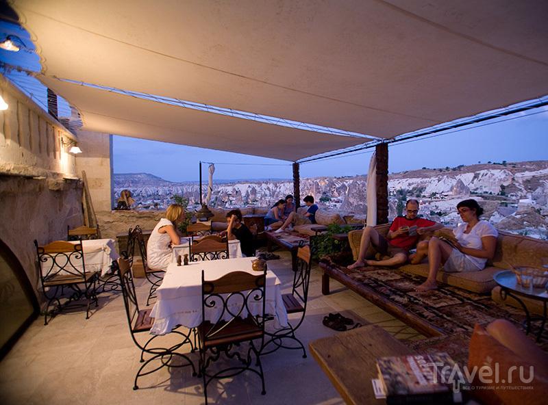 Ресторан отеля Kelebek и виды вокруг / Турция