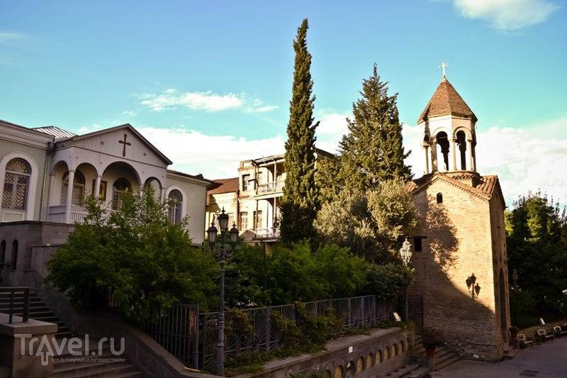 Грузино-азербайджанский поход. Тбилиси / Азербайджан
