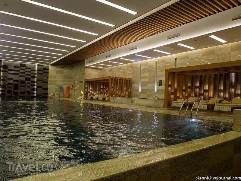 Conrad Beijing - обзор люксового отеля в Пекине и прогулки по нетуристическим окрестностям / Китай