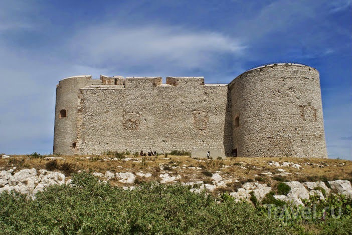 Замок Иф (Франция) / Франция