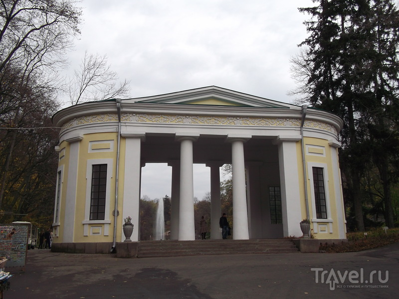 """Умань. Осенний парк """"Софиевка"""" / Украина"""