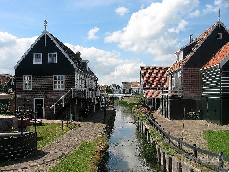 Мaркен. Словно 300 лет тому назад / Фото из Нидерландов