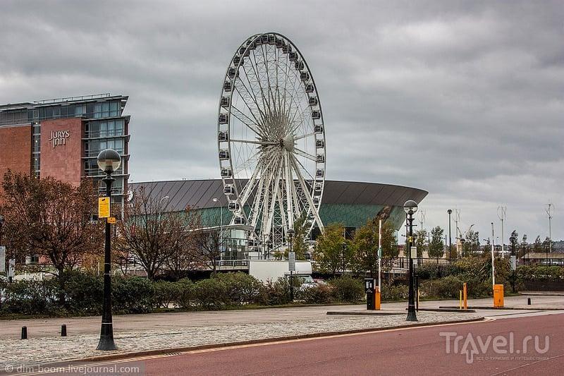 Ливерпуль. Прогулка по центру города / Фото из Великобритании
