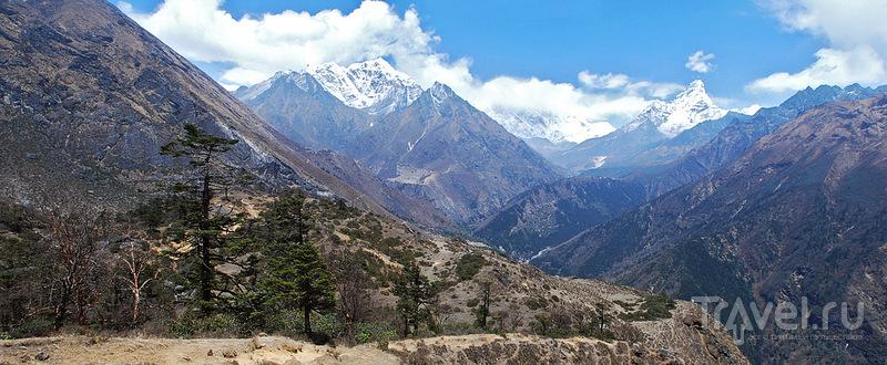 Отличия трека вокруг Аннапурны и трека к базовому лагерю Эвереста / Непал
