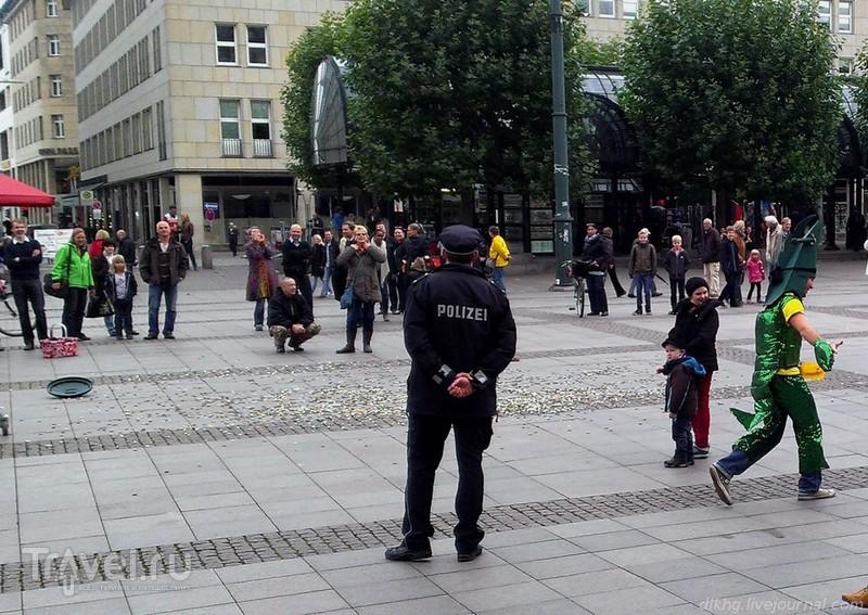Забавная немецкая традиция / Германия