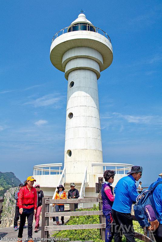 Южная Корея. Восточное море. Остров Сомэмуль / Фото из Южной Кореи