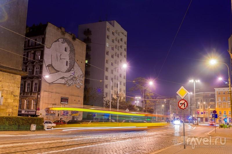 Современные сны старого Вроцлава / Польша