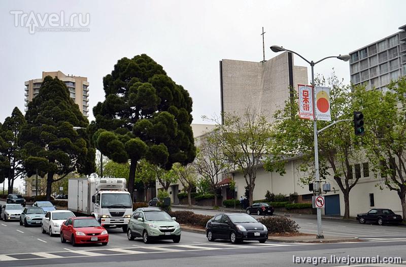 Маленькая Осака или как выжить японцу в Америке / США