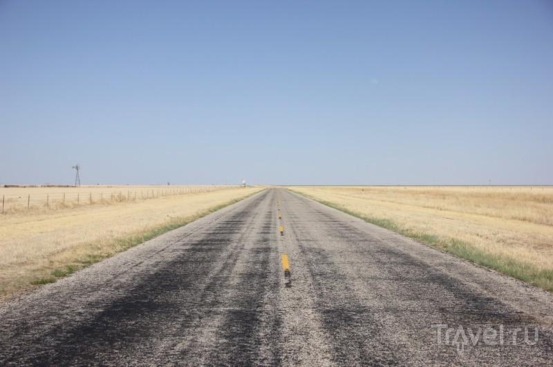 Route 66 и немного истории дорожной системы США / США