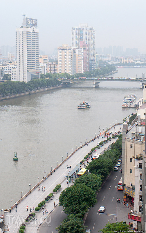 Высоты Гуанчжоу / Китай