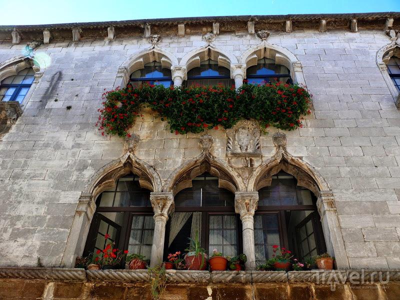 Хорватия: Пореч - город крепостных стен и башен / Фото из Хорватии