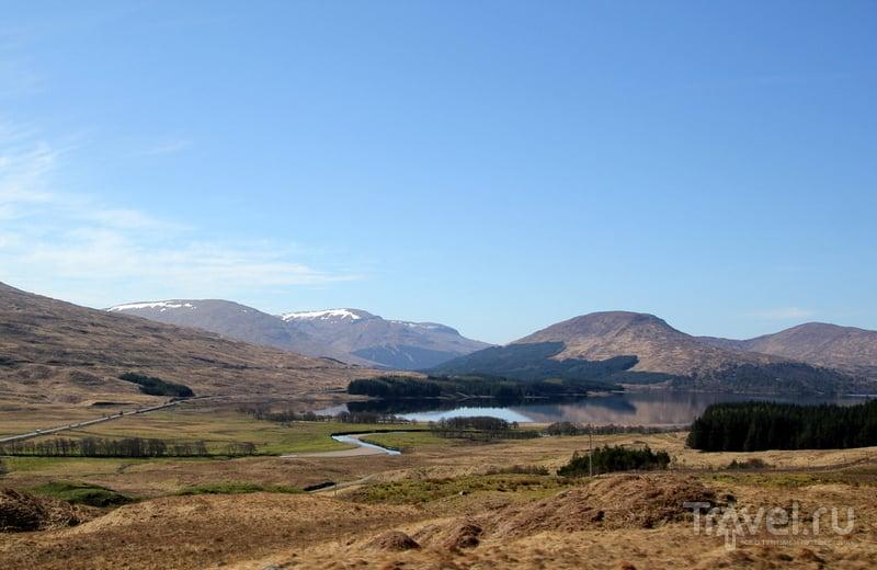 Шотландское высокогорье / Фото из Великобритании