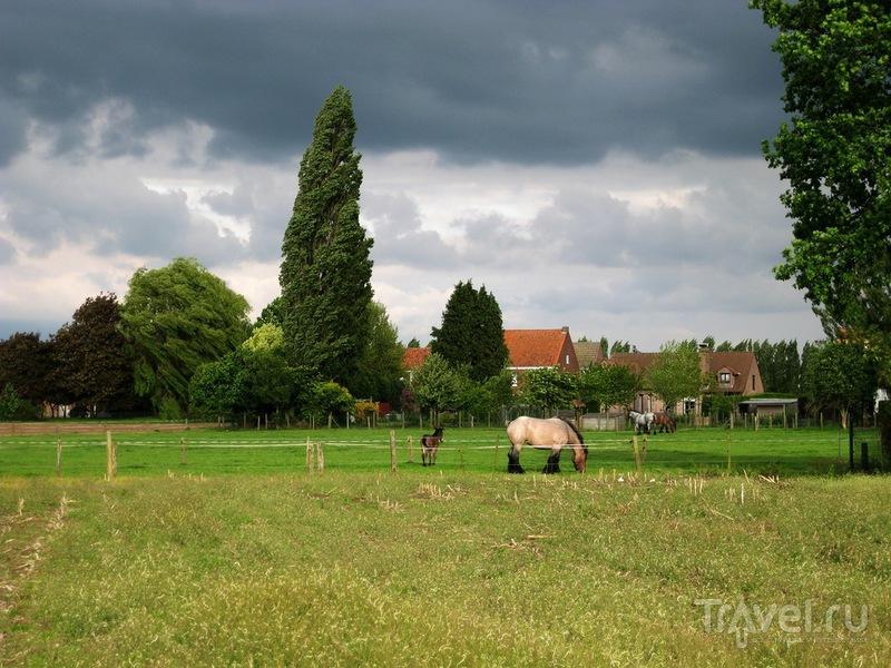 Бельгийские деревни / Бельгия