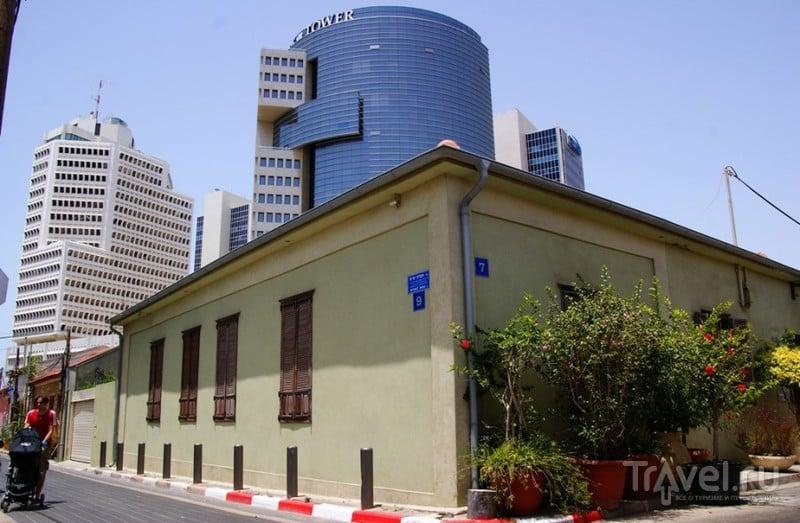 Дом Тамар и другие уголки района Неве Цедек / Израиль