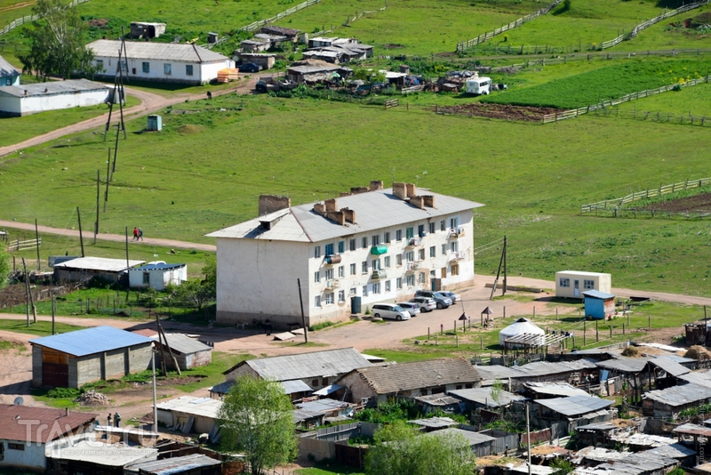Киргизия: Ущелье Семи быков / Фото из Киргизии