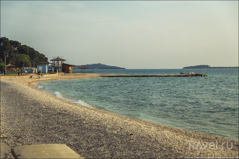 Фажана. Хорватия. Побережье / Хорватия