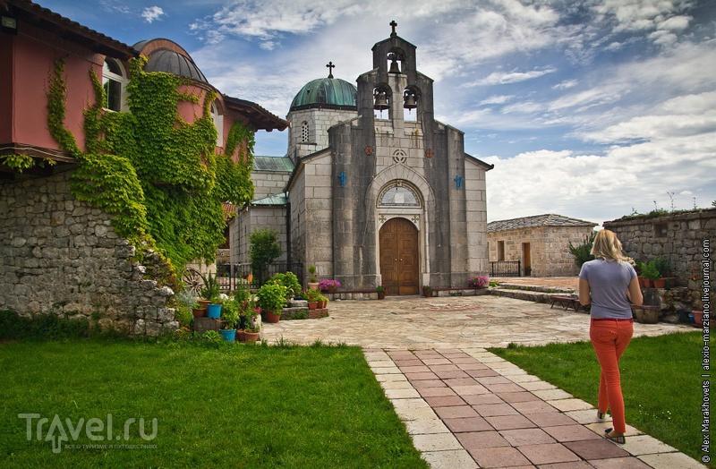 Как делают вино и ракию в боснийском монастыре Тврдош / Босния и Герцеговина