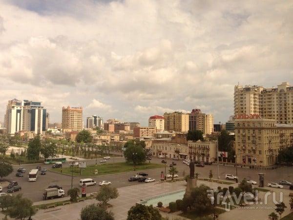 Рассказ о выходных в Баку / Азербайджан