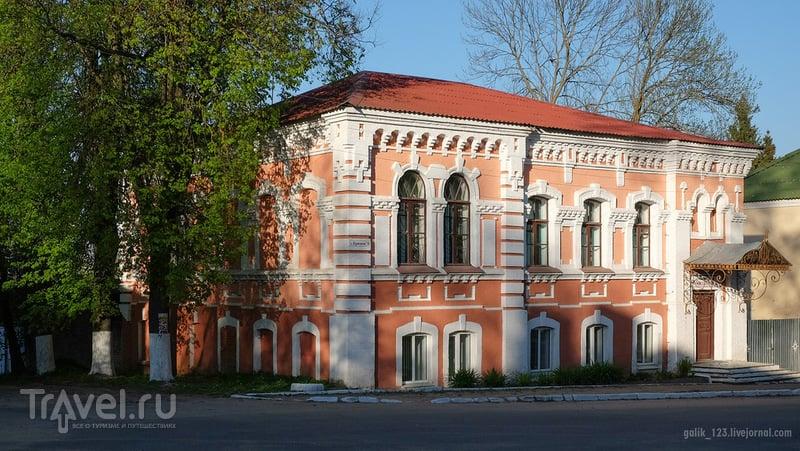 По главной улице Рославля / Россия