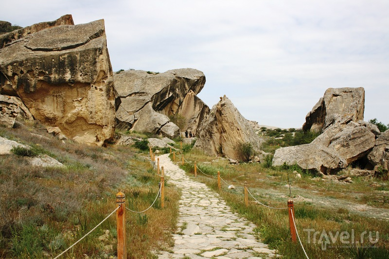 Гобустан. Путешествие в мир предков / Фото из Азербайджана