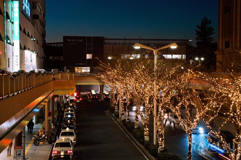 Вечер в Симоносэки / Фото из Японии
