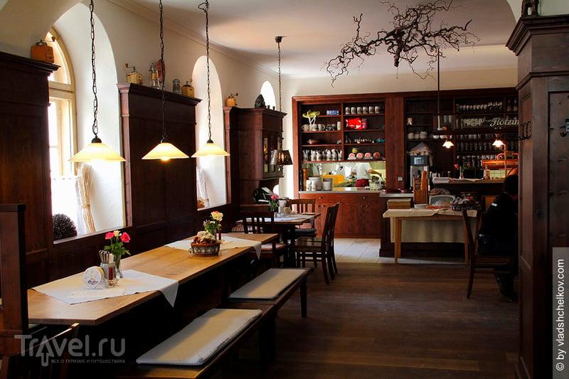 Ресторан Mail Keller и оленье жаркое / Германия